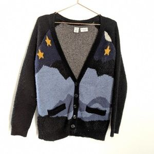 Howl at the moon sweater